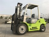 Forklift Diesel novo do motor de Snsc China Cusmized 3t Japão