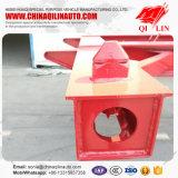 Китая поставщика каркасное контейнера цена трейлера Semi для сбывания