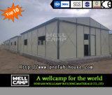 Modulares Haus/bewegliches Haus/bewegliches Haus für Arbeitslager in Oman