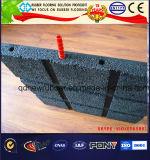 Por encima de 30 mm Espesor del levantamiento de pesas Heavy Duty de goma del piso