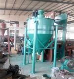 Planta de recicl do pneu ao equipamento de moedura da migalha de borracha fina de /Rubber do pó