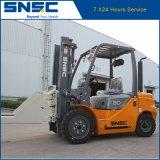 Snsc 3ton Dieselgabelstapler mit Block-Schelle