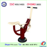140mm Stepper Galvanized Outdoor Fitness Equipment