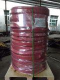 Slang van de Draad van het Staal van SAE 100r1at de Gevlechte Rubber Hydraulische
