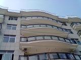 Extrusion en aluminium de châssis de fenêtre