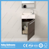 Kompaktes an der Wand befestigtes MDF-Melamin-fertige Badezimmer-Eitelkeit (BF362D)