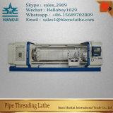Аттестованная Ce труба CNC Qk1327 продевая нитку машину Lathe