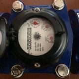 Elemento movible Woltman/contador ensanchado de la agua fría/caliente con la salida de pulso para el uso industrial
