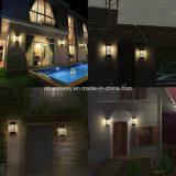 Indicatore luminoso solare esterno del LED del giardino impermeabile di illuminazione per la parete