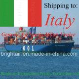 La distribution directe expédiée de frais de taux de charge d'expédition de mer de Chine vers l'Italie