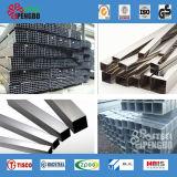 AISI 304 laminado en caliente de tubos de acero inoxidable sin soldadura