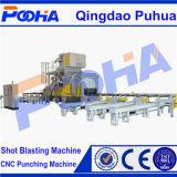 Q69 Träger-Stahlplatten-Schuss-Strahlen-Maschine der Serien-H