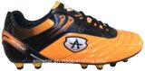 Bottes du football du football des hommes avec les chaussures de TPU Outsole (815-6509)