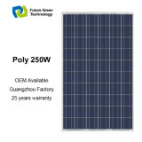 Il fornitore 250W si dirige il comitato solare a energia solare elettrico