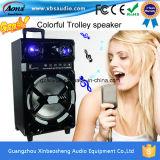 Actieve Professionele Openlucht Draadloze Spreker Mej.-12D met Bluetooth/FM/MP3/SD
