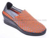 Chaussures tissées par Lady&acutes (SDCF4010)