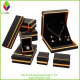 De luxe Aangepaste Doos van de Juwelen van de Vertoning Verpakkende