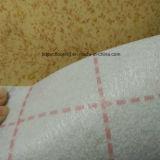 rodillo del suelo del PVC de la anchura de los 3m