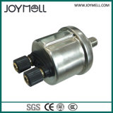 Sensor 0-10bar de la presión del aceite de motor IP66 con la alarma