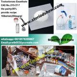 성격 시험 Enanthate CAS No.: 315-37-7 뚱뚱한 연소를 위한 처리되지 않는 스테로이드 분말 테스토스테론 Enanthate
