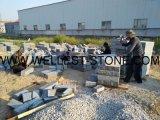 O melhor preço da telha ao ar livre da pedra de piso da escada do Paver do revestimento G302
