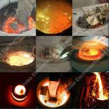 Fornalha de derretimento 160kw 1-10kHz do aquecimento da indução da freqüência média do metal da liga