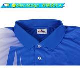Il poliestere a buon mercato 100 ha sublimato il commercio all'ingrosso adatto della camicia di polo di Dri