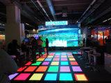 Suelo de baile del alto brillo LED de Gloshine P8 con alto funcionamiento de coste