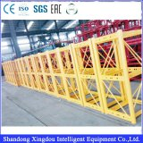 High Speed ​​145-180kg Mast Section Building Elevator