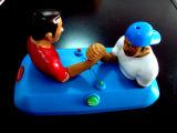 Brinquedo da música da boneca do jogo do Wrestle do braço brinquedo inflável do PRO