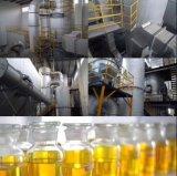 De medische Apparatuur van de Distillatie van het Afval om Stookolie te krijgen