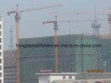 Gru a torre di Hongda con un caricamento da 10 tonnellate