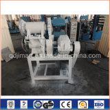 Überschüssige Gummireifen-Streifen-Ausschnitt-Maschine für Gummiaufbereitenzeile