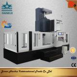 Centro de mecanización del pórtico del CNC con el gran regulador de la importación