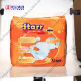 Le tissu de marque de Starr aiment et la couche-culotte jetable de bébé d'absorptivité superbe