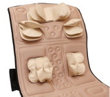 Colchão da vibração da bolsa a ar e da massagem do aquecimento com ímãs