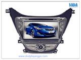Автомобиль DVD DIN экстренный выпуск 2 для Hyundai Avante/I35 2012