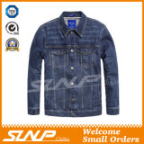 Man T-Shirt Denim Monkey Wash Jacket