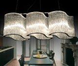세륨을%s 가진 아름다운 현대 수정같은 샹들리에/거는 펀던트 램프 점화