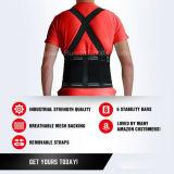 Neopren-Gewebe-Rückengurt-Riemen-Support mit SGS für Gymnasium