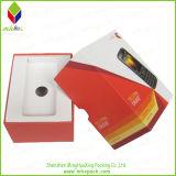 Коробка горячего мобильного телефона сбывания 2016 твердая бумажная упаковывая