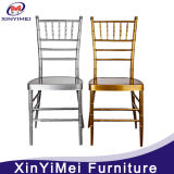 Stacking Aluminium Metal Resin Hotel Restaurant Wedding Chiavari Chair (XYM-ZJ02)