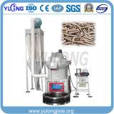 Alta capacidad de pellets de madera Máquina de la prensa