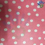 Tela de tela de seda sem tecido com impressão