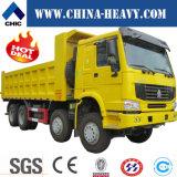 Volquete pesado del vaciado de Sinotruk HOWO 8X4 (carro de volquete del carro de /Dump del carro del camión)