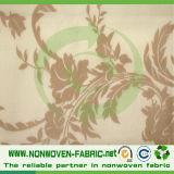Qualité et tissu non-tissé estampé par prix bas