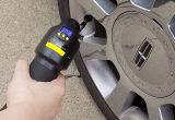 Aparato para inflar con aire del neumático del aire