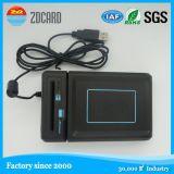 Lettore del lettore di schede della striscia magnetica CI del rifornimento della fabbrica Zd2003V Destop RFID