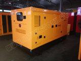 générateur 35kVA diesel silencieux avec l'engine K4100d de Weifang avec des homologations de Ce/Soncap/CIQ