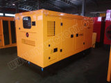 35kVA stille Diesel Generator met Weifang Motor K4100d met Goedkeuring Ce/Soncap/CIQ
